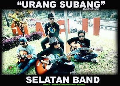 MP3 dan Lirik Lagu URANG SUBANG - SELATAN BAND, Subang
