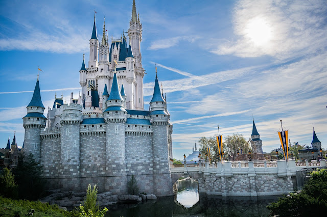 Cinderella Castle - 2018 Disney World Tips