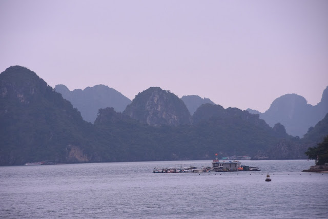 The resons to visit Cua Van fishing village in Halong Bay