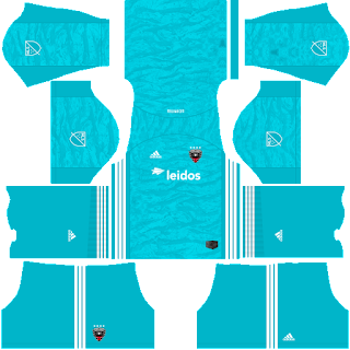 Dc United dream league soccer dls 2019 fts Kits and Logo