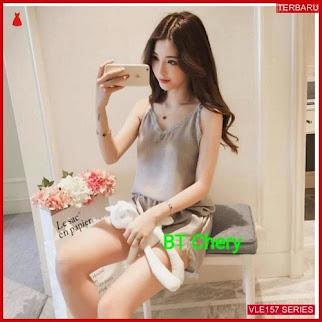 VLE079L36 4372 SESERAHAN BAJU SEXY TIDUR IMPORT BMGShop