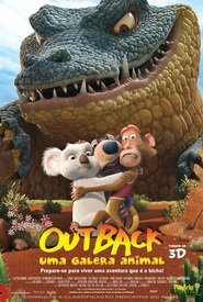 Outback Uma Galera Animal - Dublado