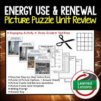 PHYSICAL SCIENCE Test Prep, PHYSICAL SCIENCE Test Review, PHYSICAL SCIENCE Study Guide, Energy Use and Renewal