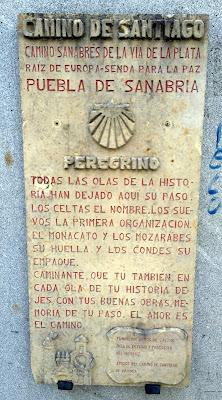 Camino de Santiago por Puebla de Sanabria