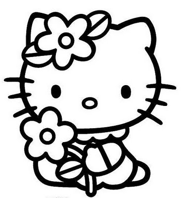 a coloring pages of hello kitty | cute coloring page | Team colors