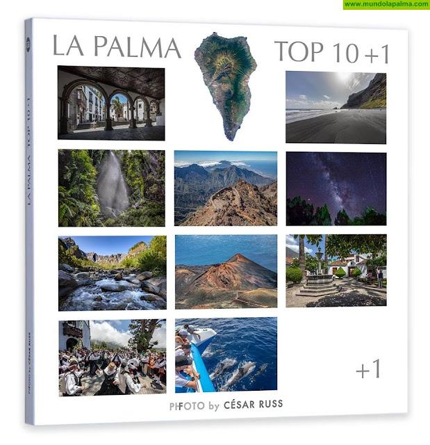 César Russ enmarca la isla de La Palma en un espectacular trabajo mostrando la Isla Bonita al Mundo