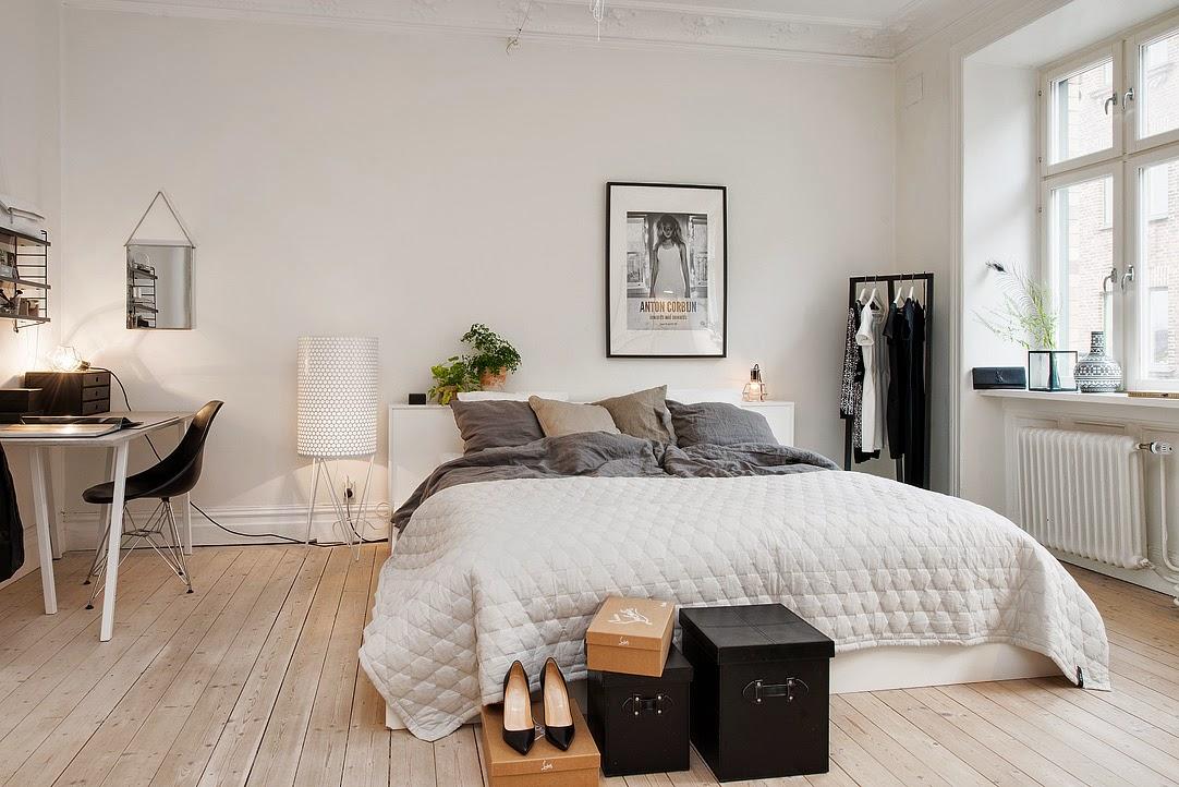 my scandinavian home duvet day in this beautiful swedish bedroom. Black Bedroom Furniture Sets. Home Design Ideas