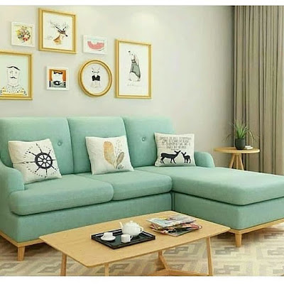 dekorasi ruang tamu yang cantik