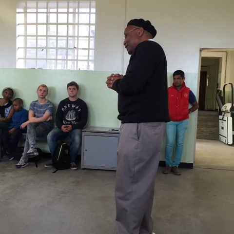 Guide Robben Island South Africa