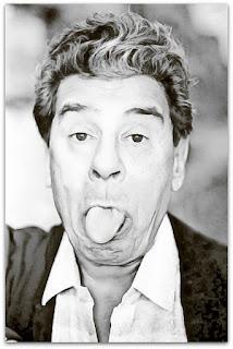 O Humorista Carlos Nobre (José Evaristo Villalobos Júnior)