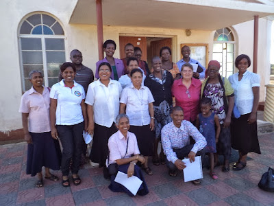 SCN Associates in Botswana