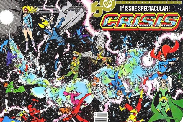 Mengenal Crisis on the Infinite Earths, Event Crossover Tertua di DC Comics