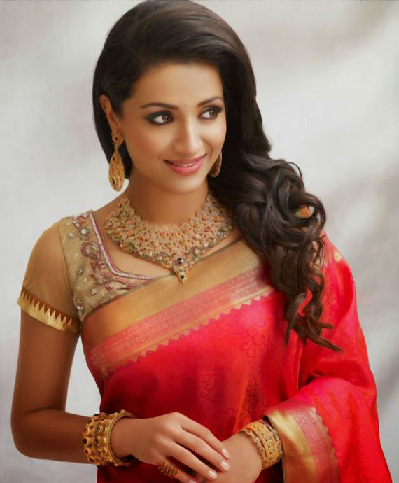 15 Simple Hairstyles For Saree With Photos And Styling Tips