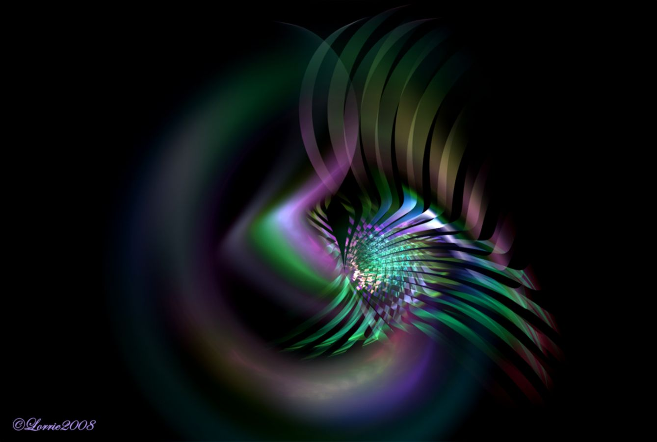 Abstract Peacock Wallpaper | Wallpapers Gallery