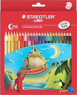 136%2BC24 Coloured%2BPencils - Staedtler Pensil Terbaik Untuk Anak