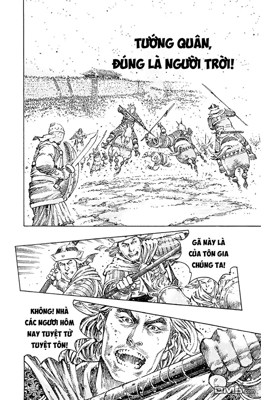 Hỏa phụng liêu nguyên Chương 499: Thiên nhân thần tướng trang 15
