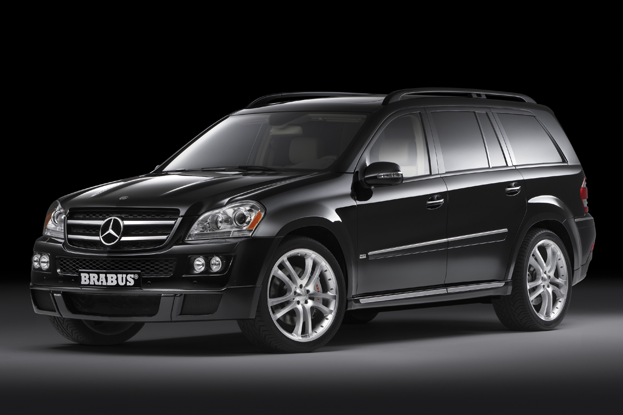 Car Related Blog: Merecedes-Benz GL Price In India