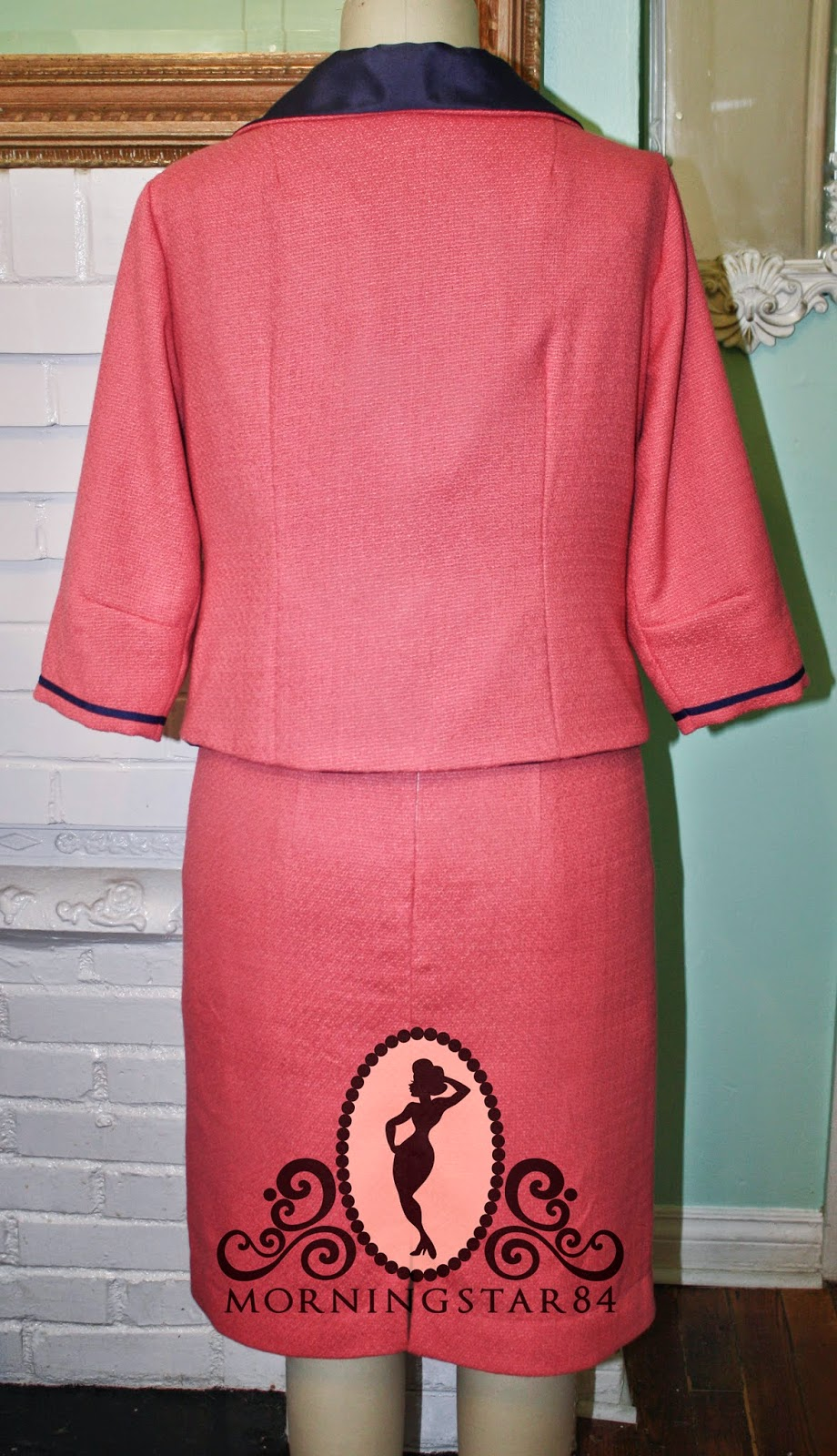 Morningstar Pinup: Jackie Kennedy's Pink Suit