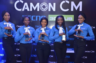 Tecno Camon CM Lunched See Full Specification And Price