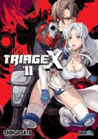 TRIAGE X #11