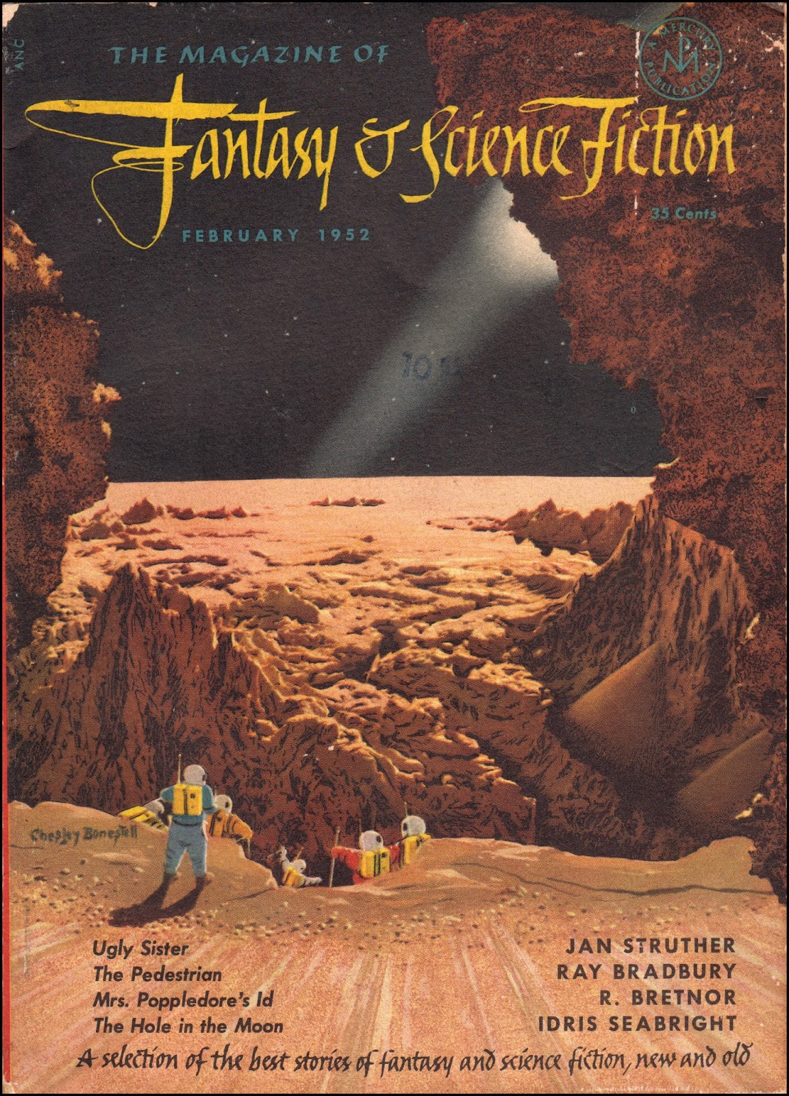 Fantasy Ink: The Magazine of Fantasy and Science Fiction