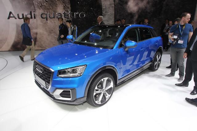 Canzone Pubblicità Audi Q2