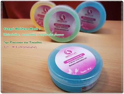 Moisture mask  drw skincare