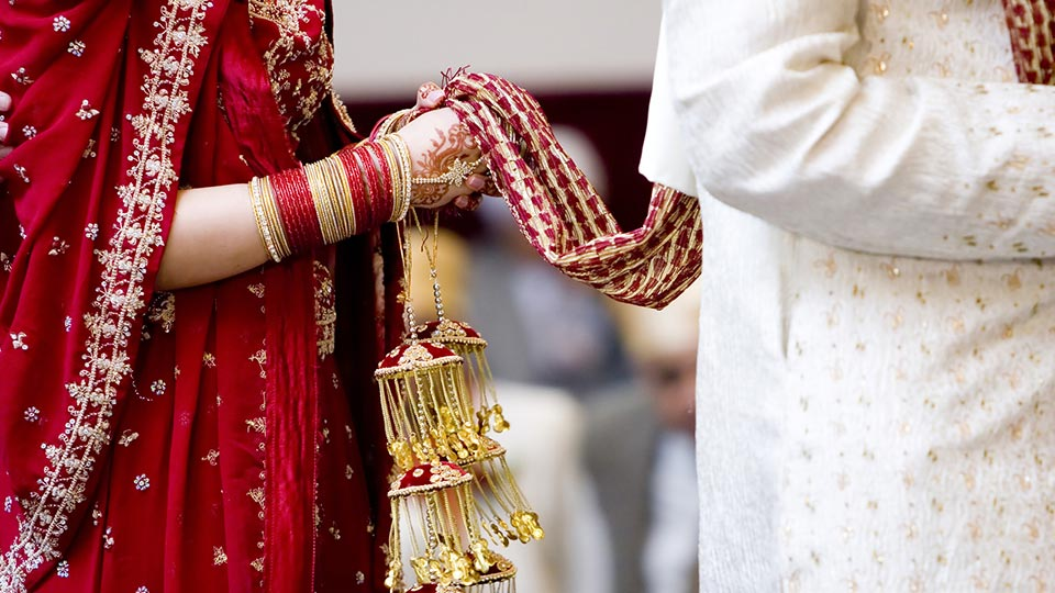 Law Web: Whether Hindu marriage will be valid even though ritual of