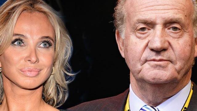 Corinna, la 'amiga entrañable' del rey Juan Carlos, aparece en los Papeles de Panamá
