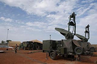antennes satellitaires français au nord du Mali