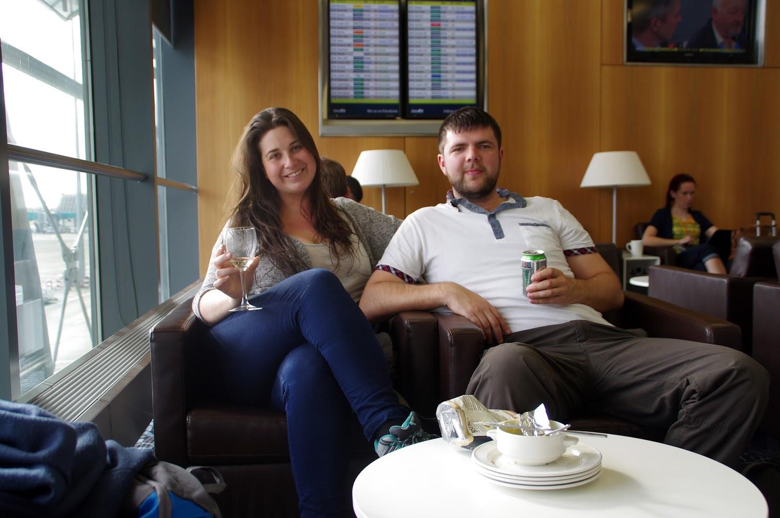 DAA Executive Lounge – Dublin Airport
