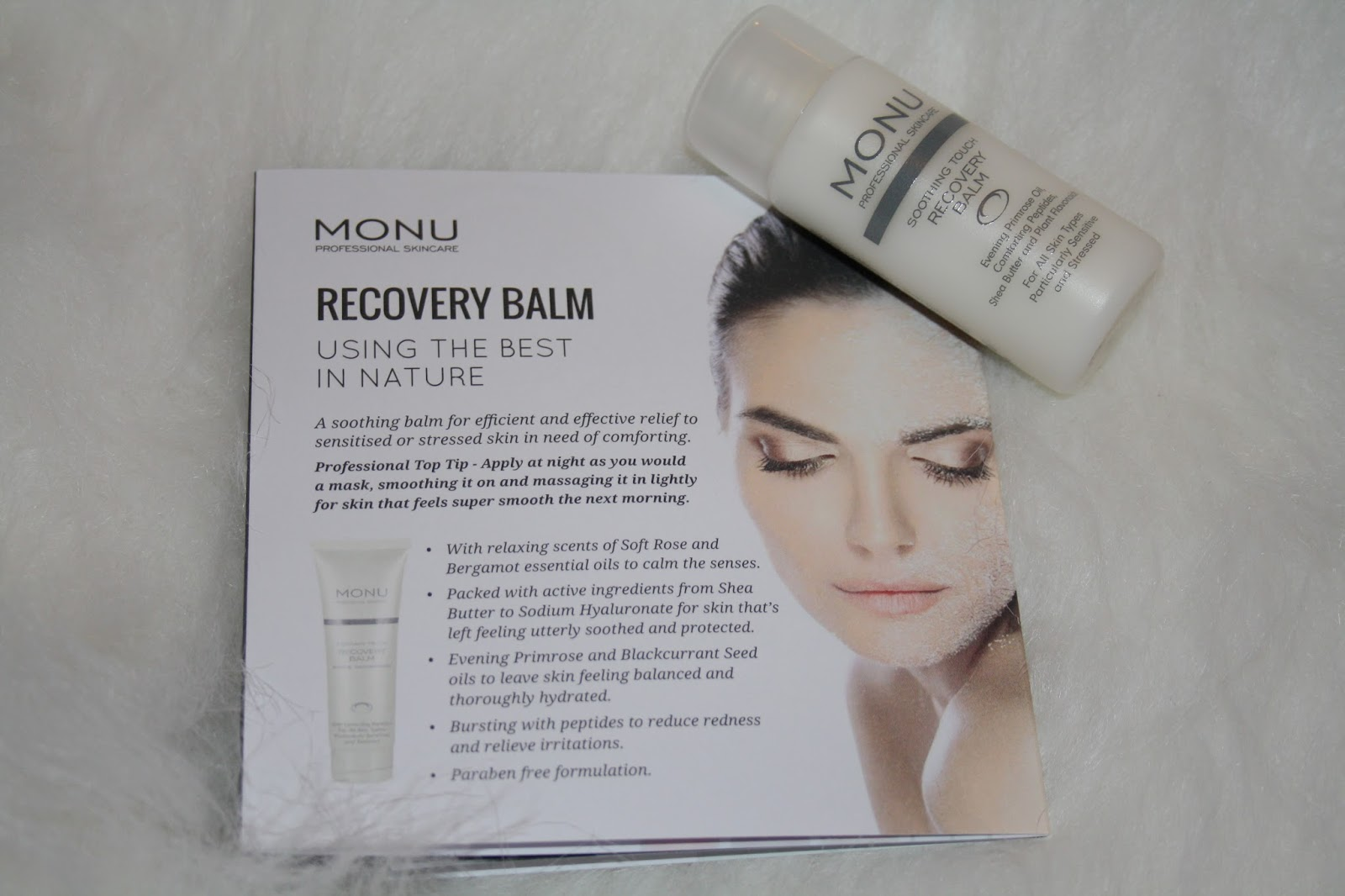 Look Fantastic November Beauty Box - Monu