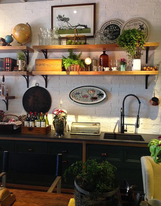 cozinha industrial chique, home decor, decor, home, a casa eh sua, acasaehsua, decoração, decor, casa cor, casa cor 2016