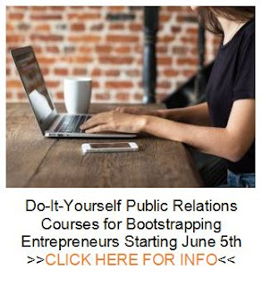 Do It Yourself Public Relations Courses Start June 5 - CLICK HERE FOR INFO