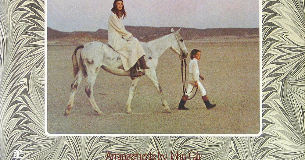 La floresta de la enajenación: Nico - Desertshore (1970)