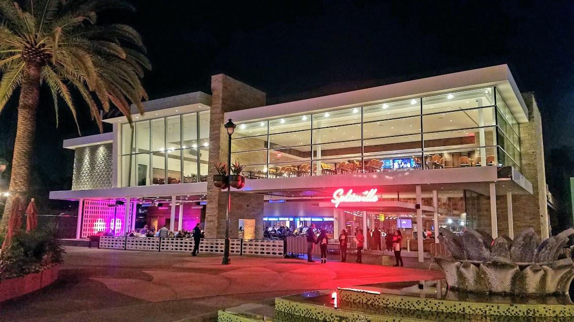 Restaurant Preview Splitsville Luxury Lanes Downtown Disney Anaheim
