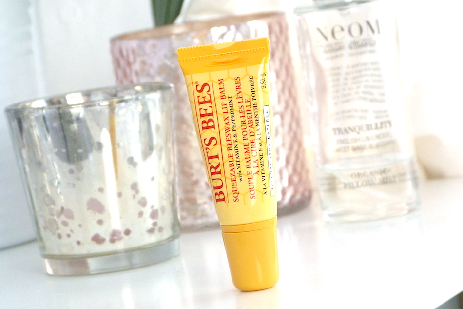 an image of Burt's Bees Squeezable Beeswax Lip Balm