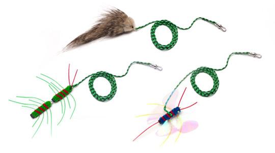игрушка для кошек Neco Flies