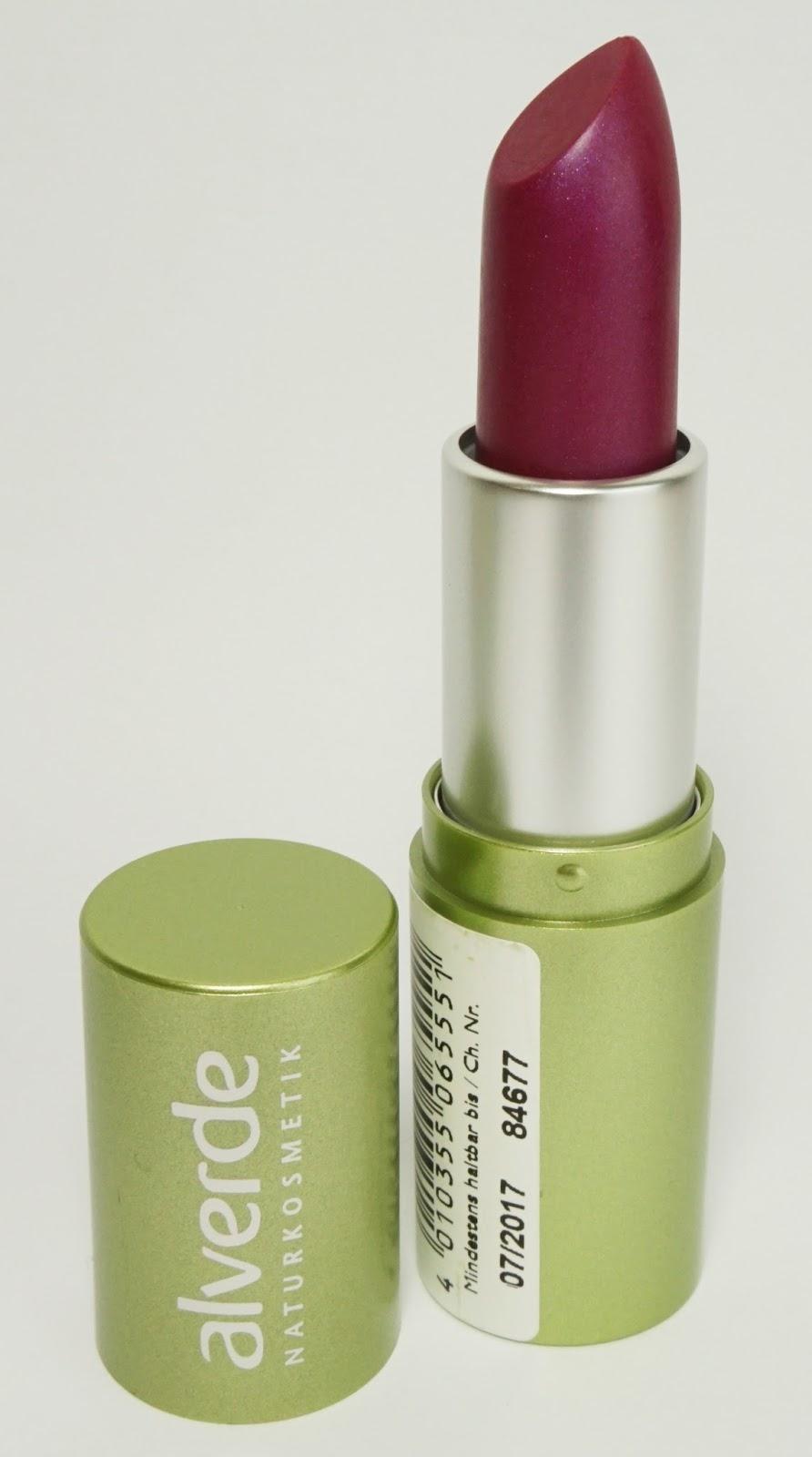 Alverde - Lippenstift 29 Fabulous Pink