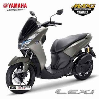 Warna Yamaha Lexi 125 –
