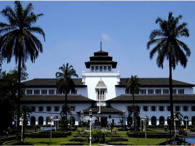 Gedung Sate Bandung