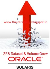 How to grow aka extend ZFS datasets and Volumes? ~ The Infra