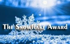 The Snowflake Award!