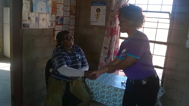 Hollywoodbets donation - Mamokwale - Home Based Care - Marble Hall