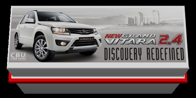 Harga Mobil Suzuki Grand Vitara update