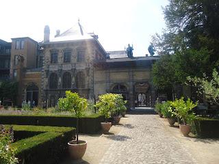 Rubens House Antwerp Belgium Gardens