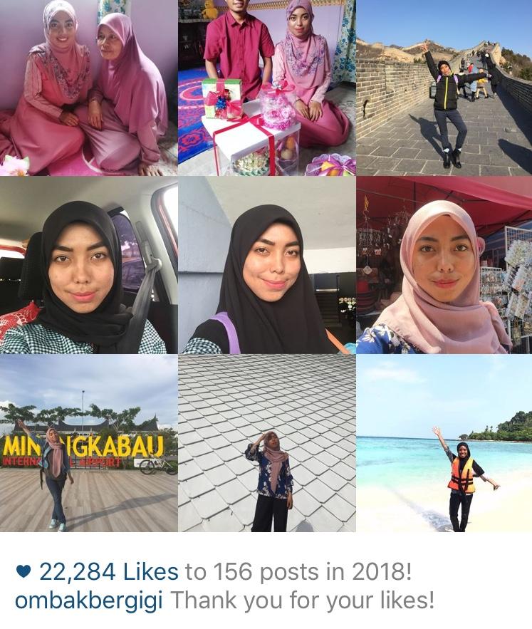 2018BESTNINE - 9 Foto Paling Popular Dalam Instagram Anda
