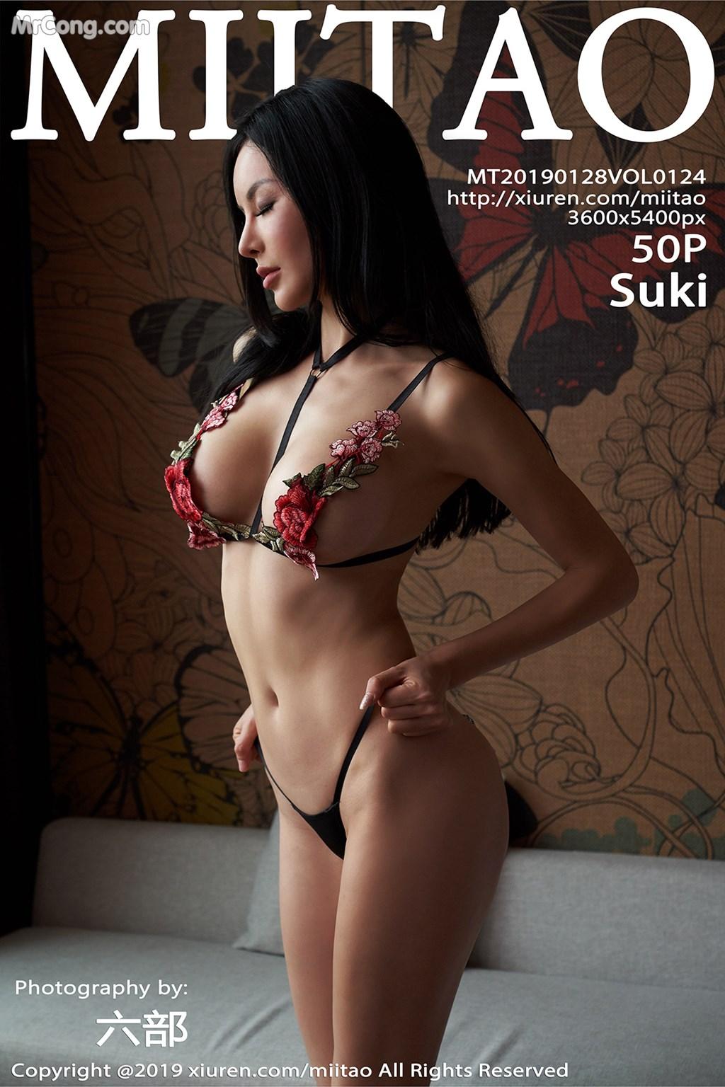 MiiTao Vol.124: Người mẫu Suki (51 ảnh)