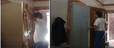 cambiar tablero de puertas acorazadas