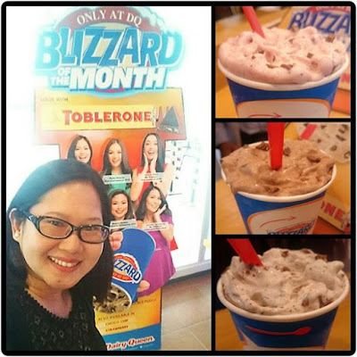 Dairy Queen Blizzard Of The Month Is Made With Toblerone